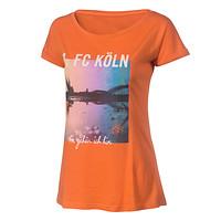 "Girlie T-Shirt ""Oranjehofstr."""