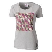 "Damen T-Shirt ""Karolingerstr."""