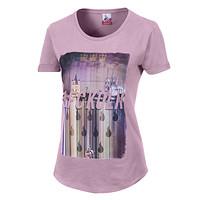 "Damen T-Shirt ""Rheinpfädchen"""