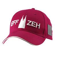 "Cap ""Effzeh"" rot"