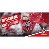 Extras Gutscheine Offizieller 1 Fc Köln Fanshop
