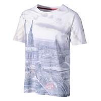 "T-Shirt ""Hohenzollernbrücke"""