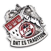 Stahlmagnet Logo Wappen
