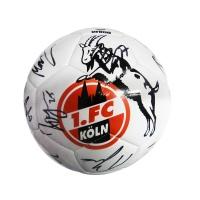 Fan-Ball 15/16 Gr. 5 signiert