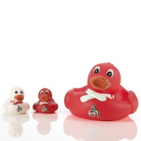 Badeenten-Familie