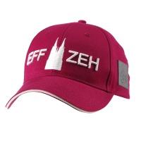 "Cap ""Effzeh"" rot Pänz"