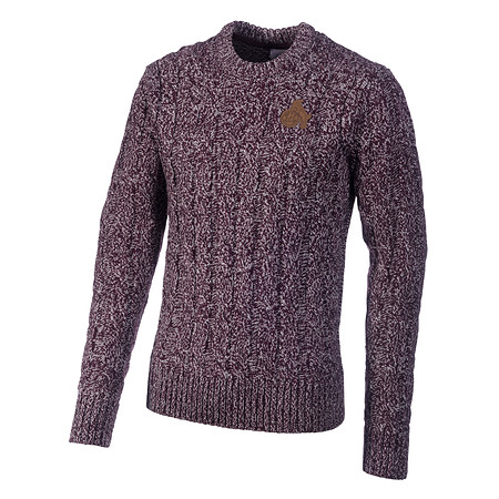 "Strickpullover ""Oxforder Passage"""